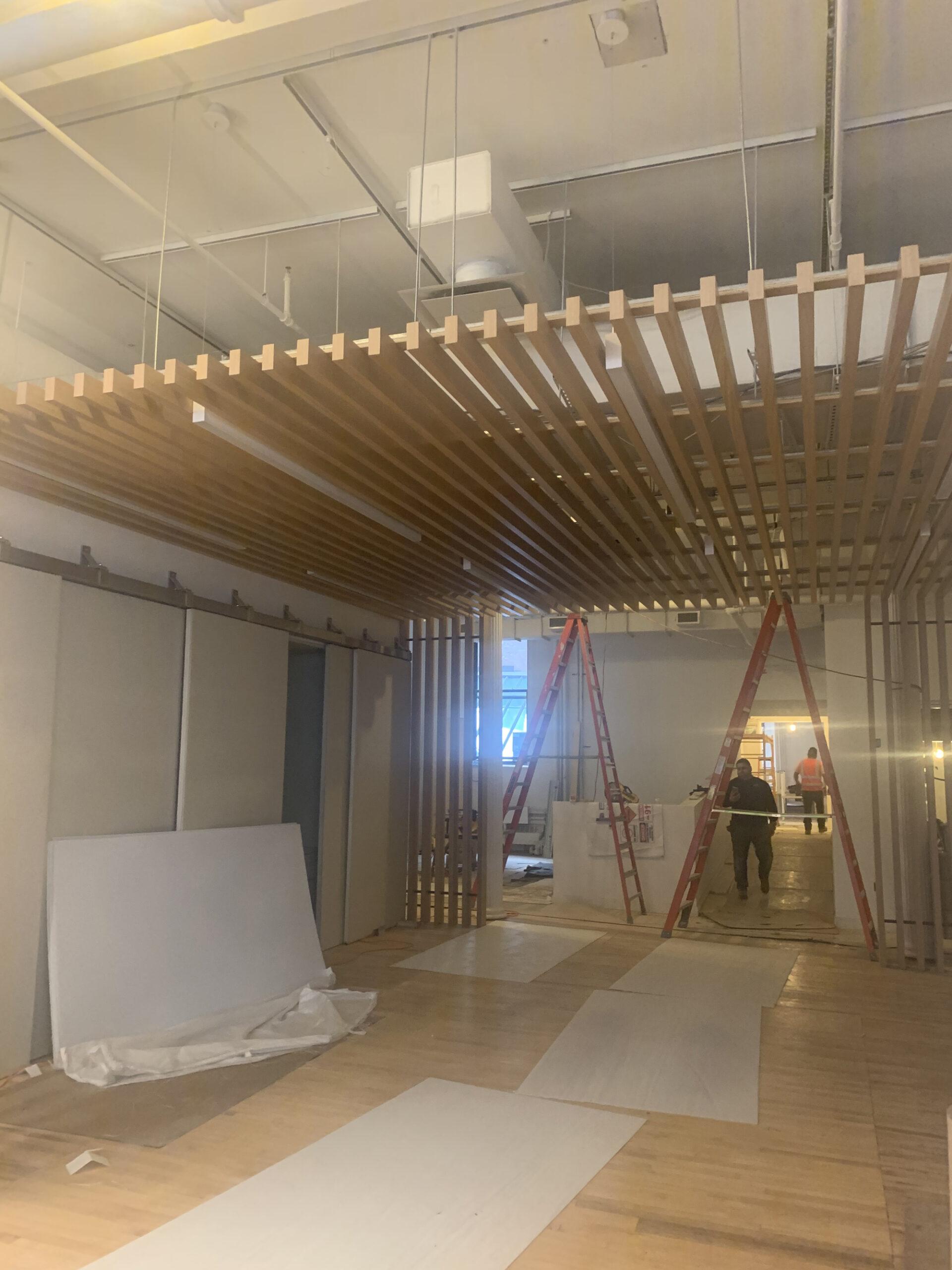Full carpentry